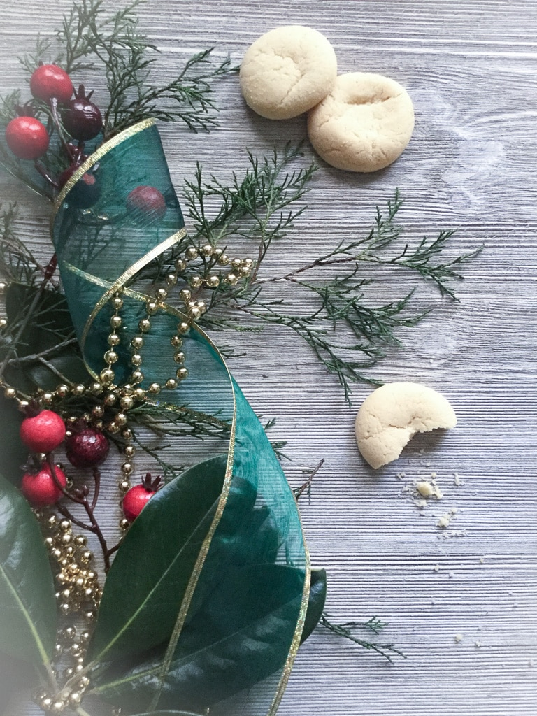Grandma's Christmas Sugar Cookies