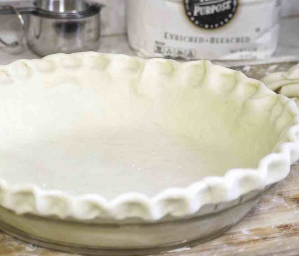 butter pie crust pastry