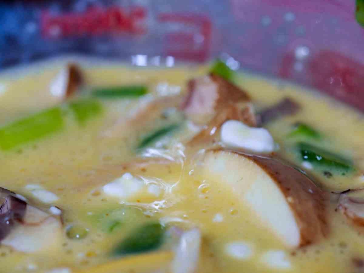 instant pot omelette bites