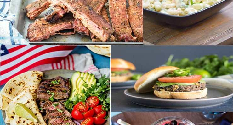 4th of July Recipe Round-up