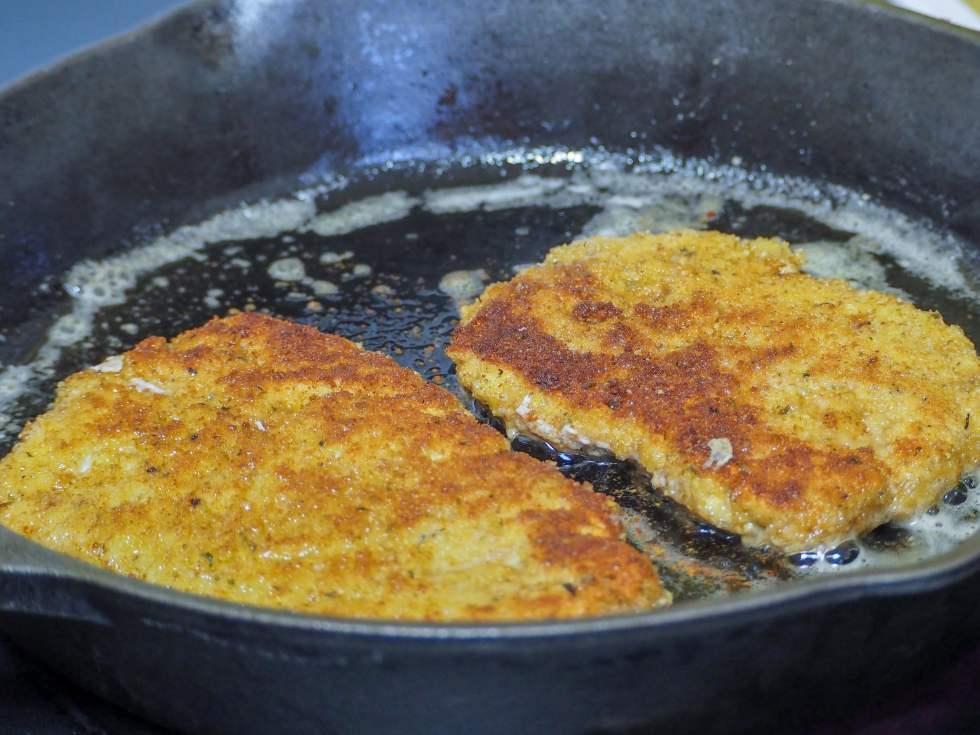 easy pork schnitzel