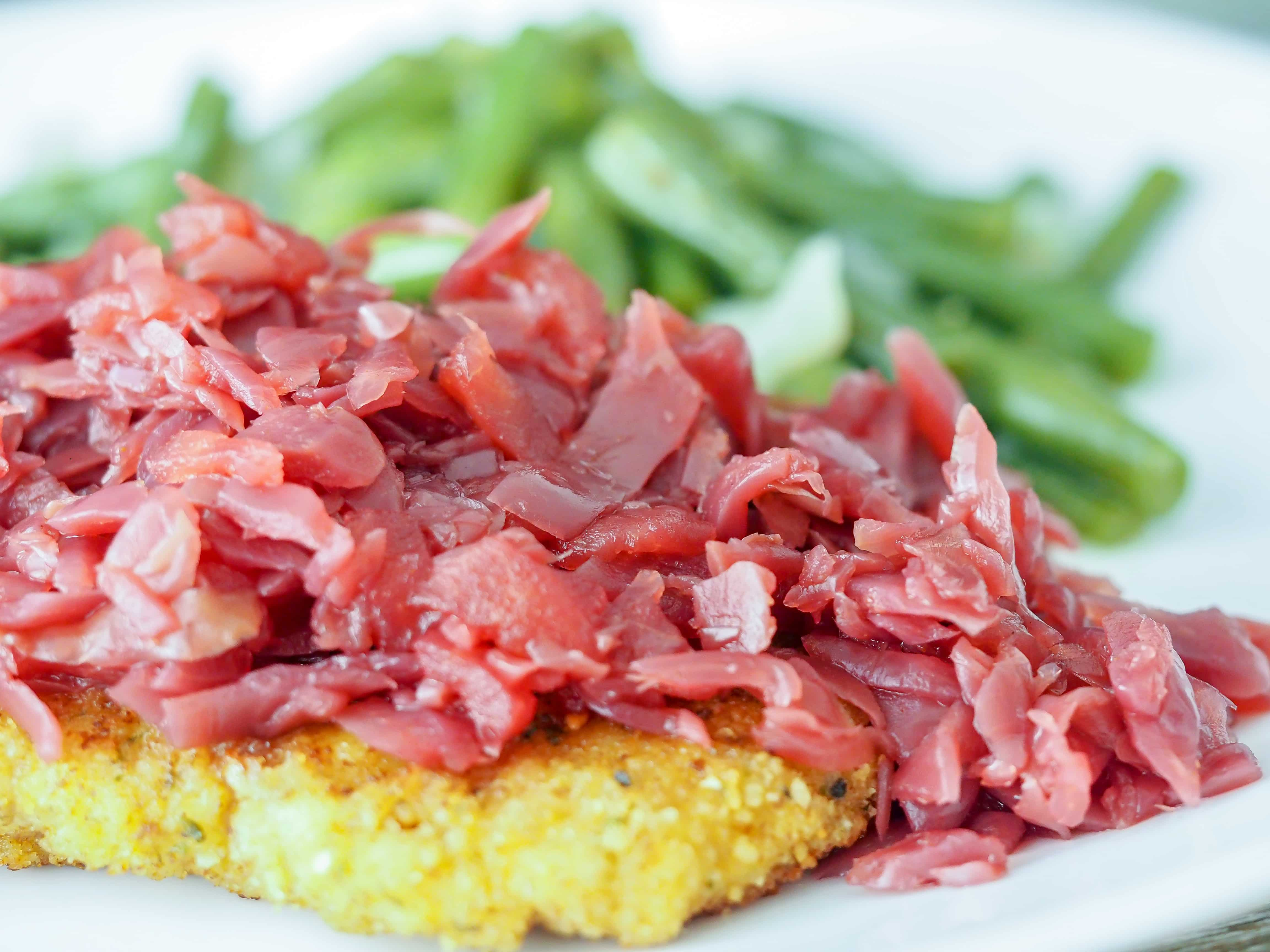 Easy Pork Schnitzel Recipe