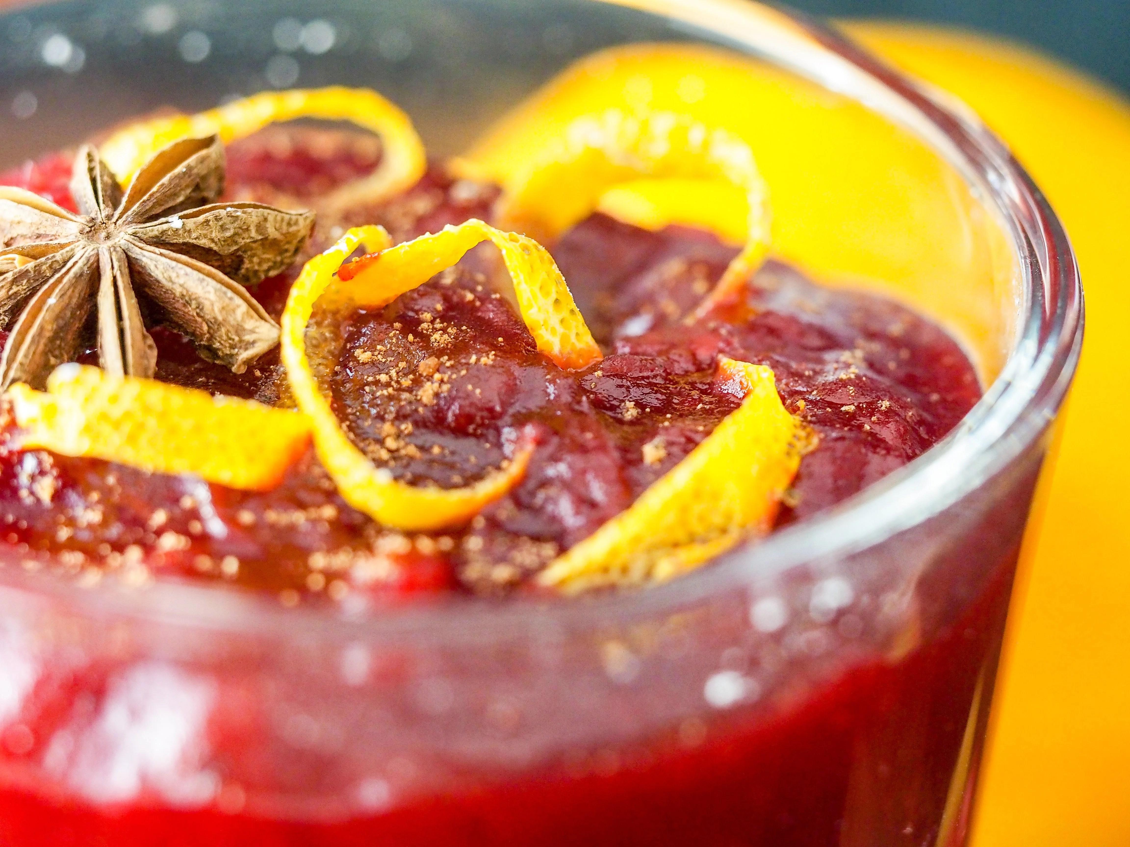 Easy Instant Pot Cranberry Sauce