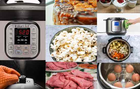 Instant Pot Tips, Tricks, & Recipes for Beginners