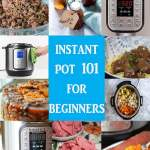 instant pot 101 for beginners