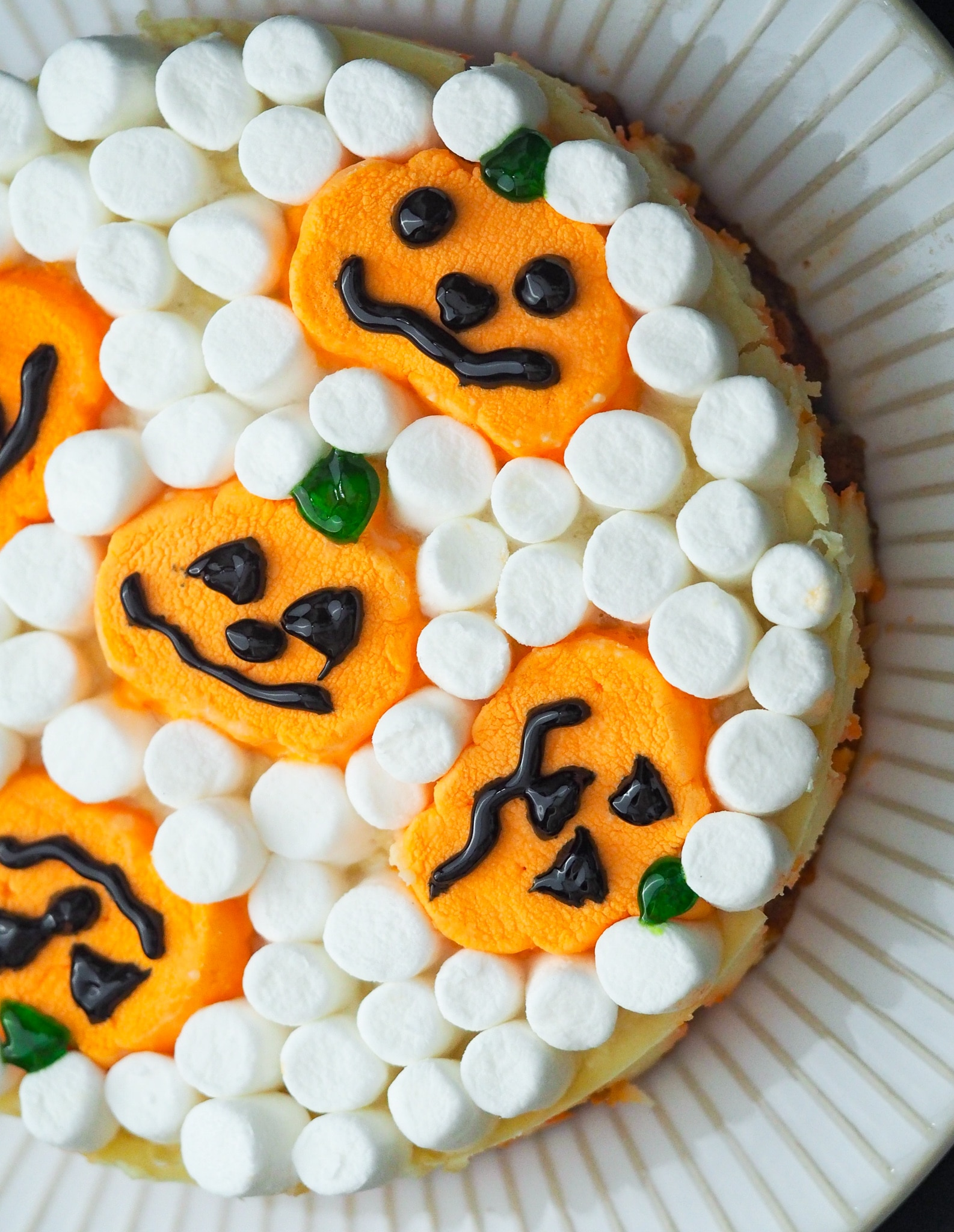 Instant Pot Pumpkin Patch Cheesecake