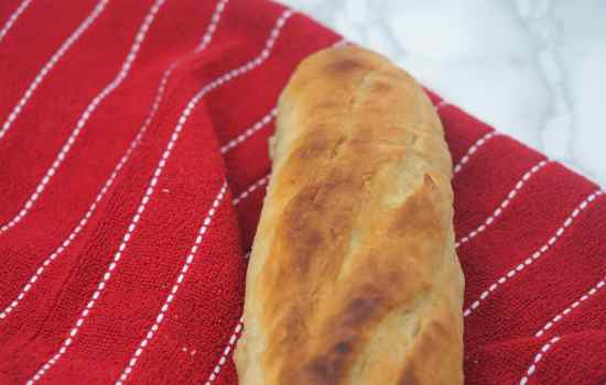 Crusty Instant Pot French Bread