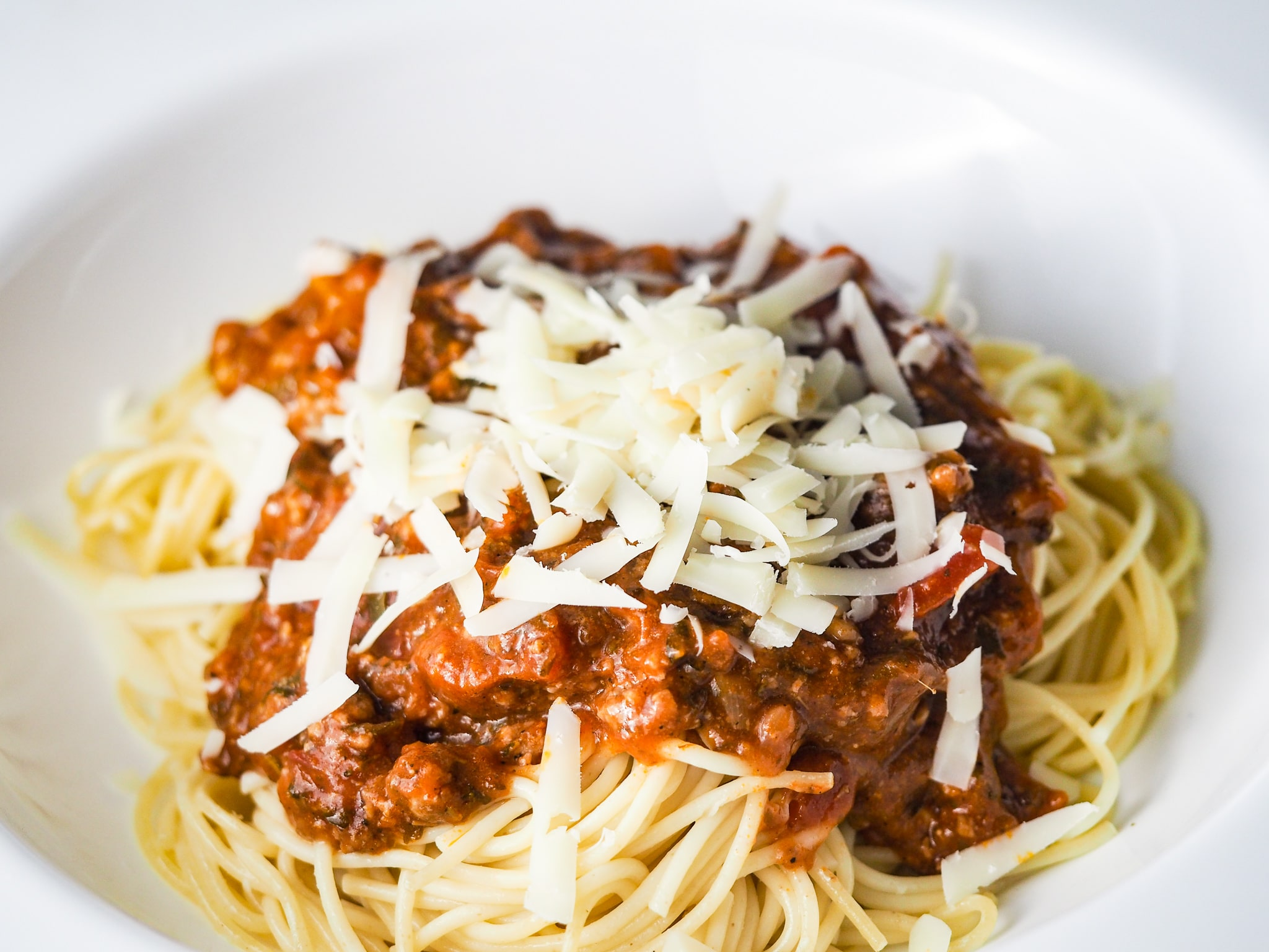 Dad's Famous Spaghetti Sauce