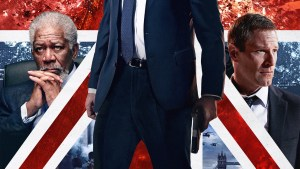Morgan Freeman in London has Fallen
