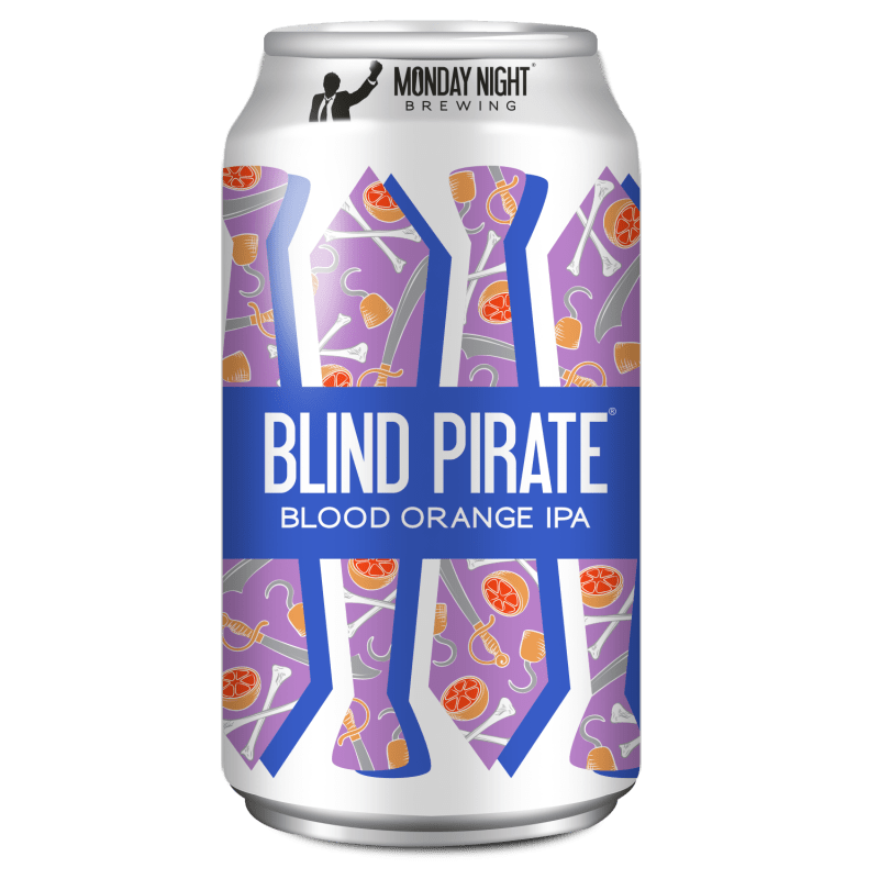 Blind Pirate Can
