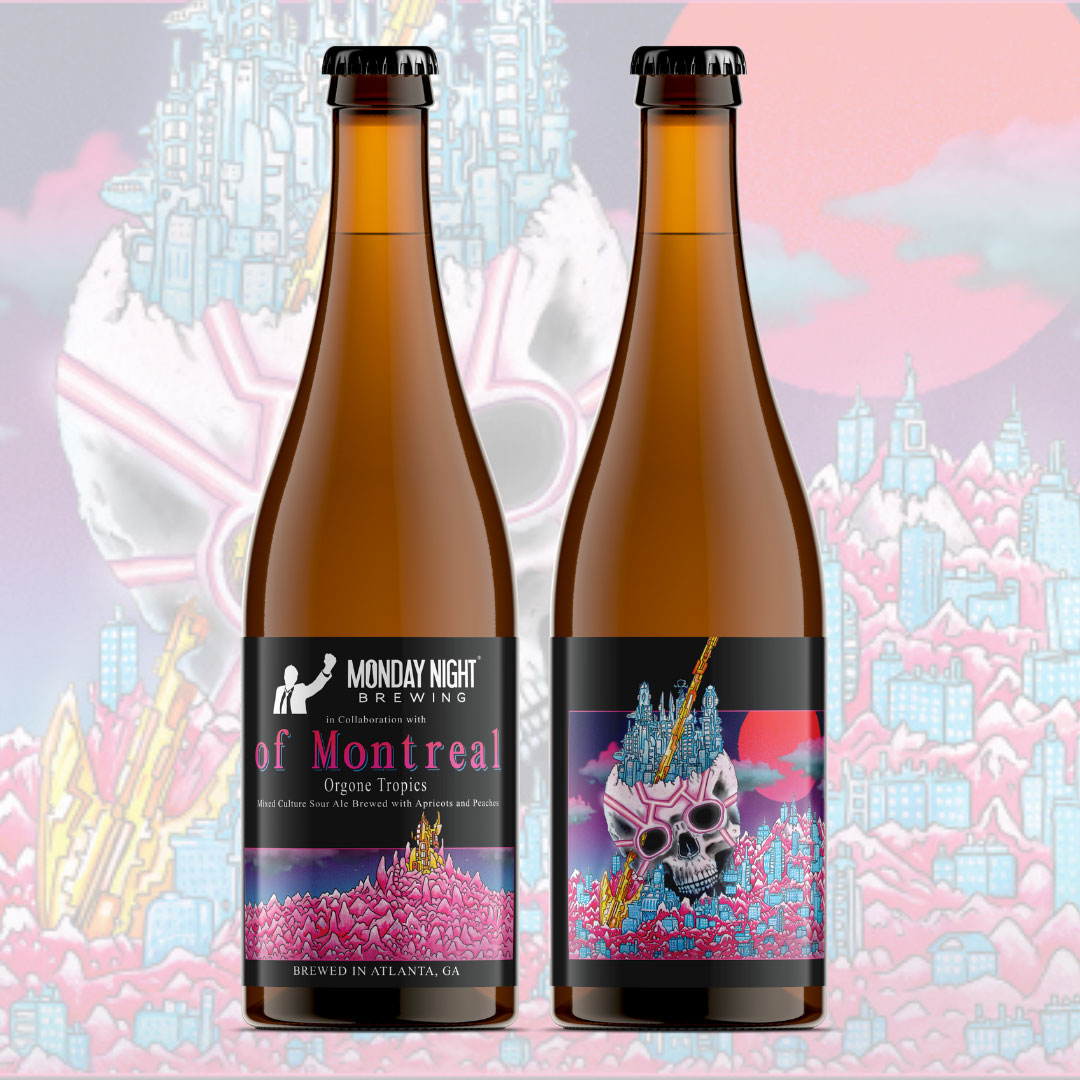 Collaboration Beer with of Montreal set to debut at Over/Under Music Fest