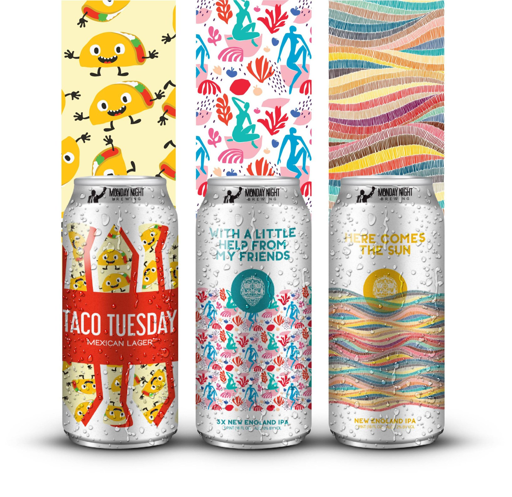 A Triple, Tropical Beer Release This Friday