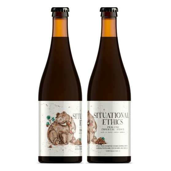 Situational Ethics - Maple Cognac Praline