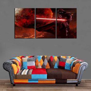 Décoration Murale Star Wars Dark Vador
