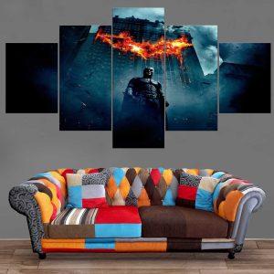 Décoration Murale Batman Symbôle
