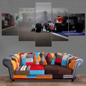 Décoration Murale Super F1