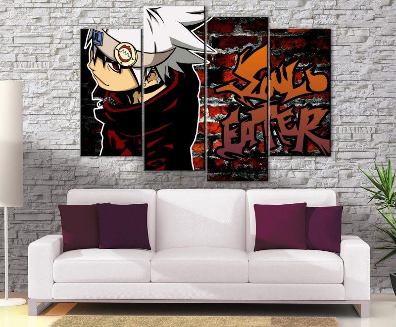 Décoration Murale Soul Eater Soul Urban Style