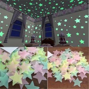 Stickers étoiles pour chambre d'enfant