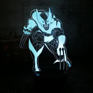 Lampe Led Wolverine