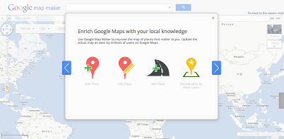 google maps maker