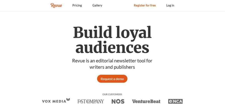 Revue: Spécialement pour les Newsletters de blogueurs