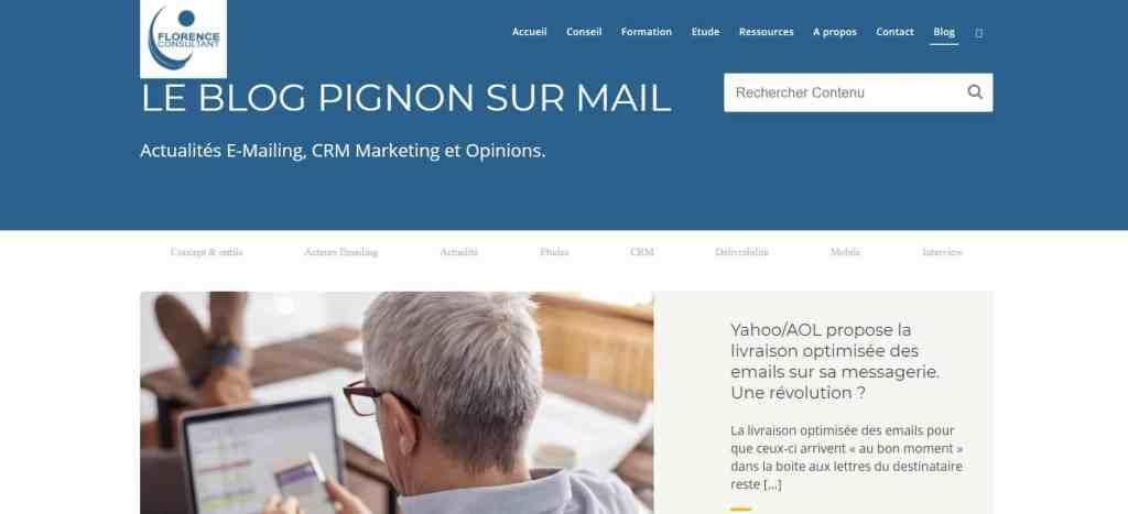 Le Blog Pignon sur Mail