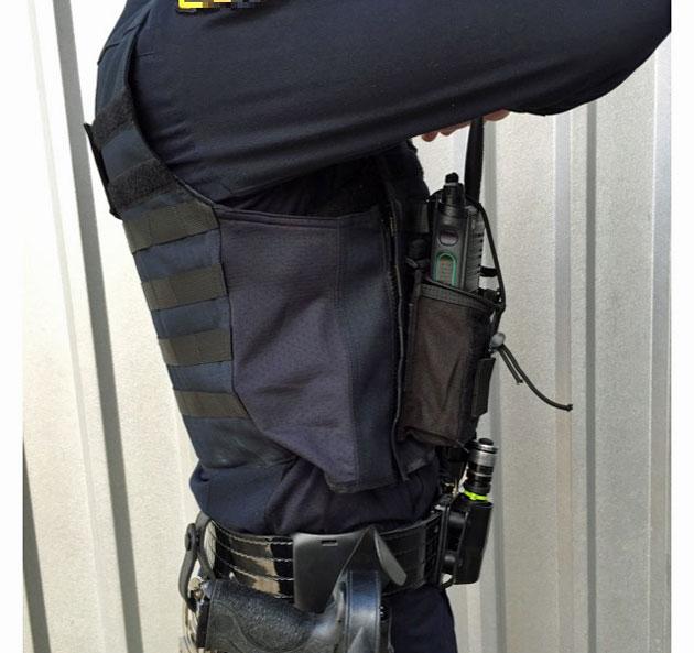 Blauer External Vest Carrier