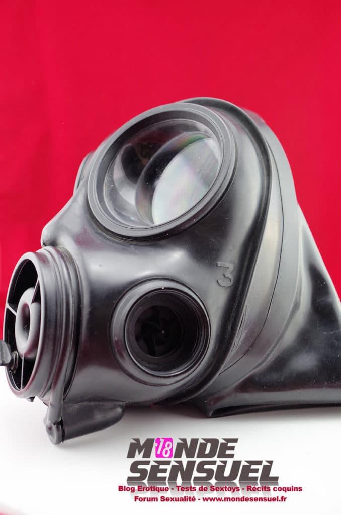 masque a gaz meo