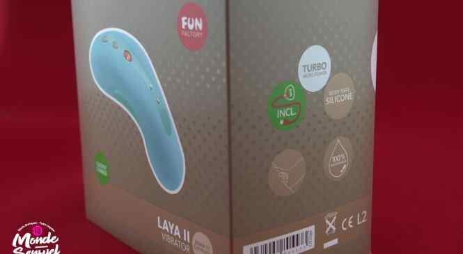 Laya II, Fun Factory Sextoy