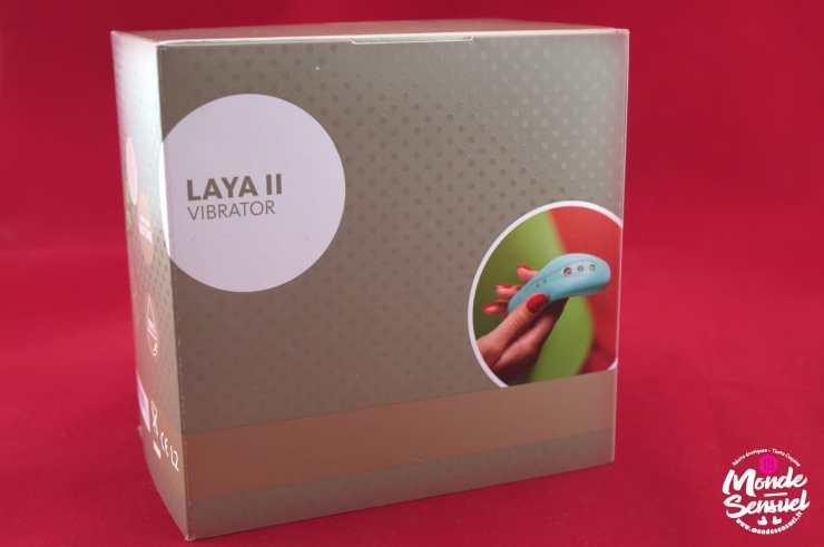 laya II sextoy boite