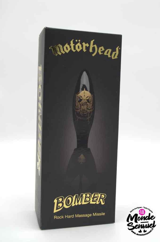 motorhead glass dildo