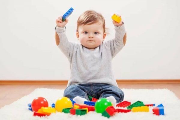 معدل النمو الطبيعي لدى الأطفال