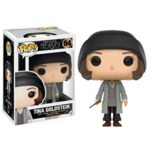 FANTASTIC BEASTS 1 POP FUNKO VINYL FIGURE 04 TINA GOLDSTERIN
