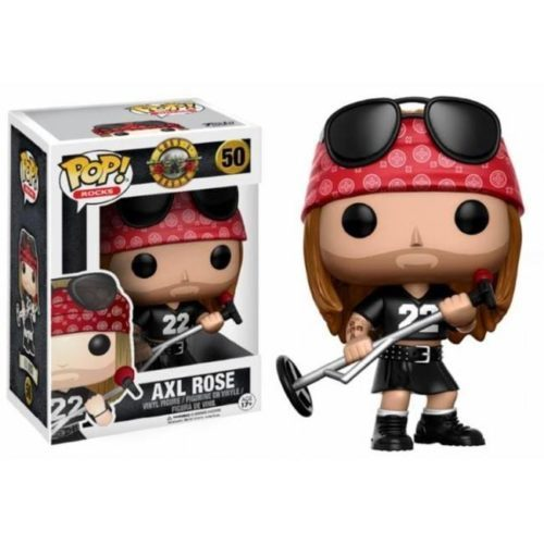Guns N' Roses Funko Pop Axl Rose 50