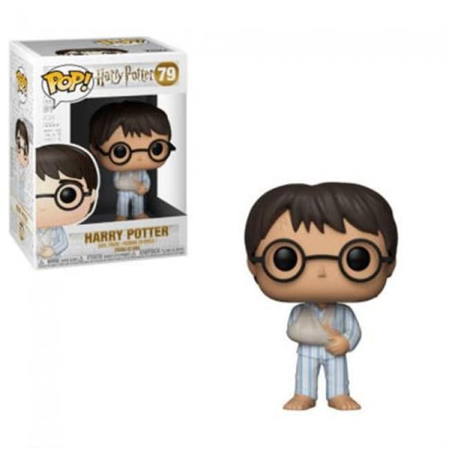 HARRY POTTER POP FUNKO VINYL FIGURE 79 HARRY POTTER