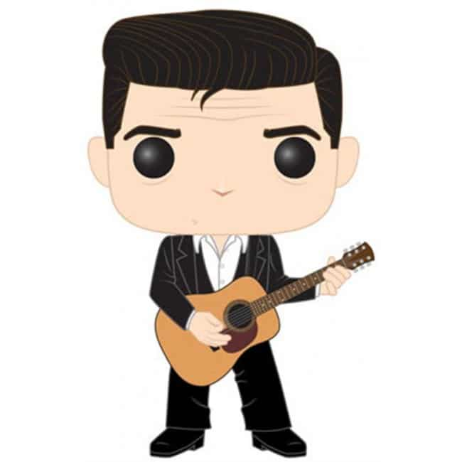 Johnny Cash Funko Pop Johnny Cash 117.