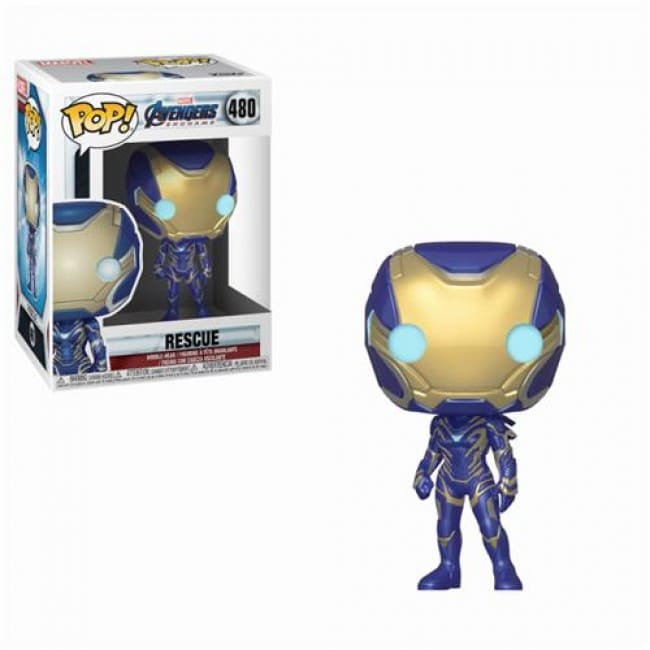 Marvel Avengers End Game Funko Pop Rescue 480