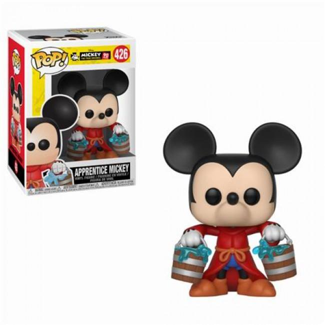 Mickey The True Original 90 Years Funko Pop Apprentice Mickey 426