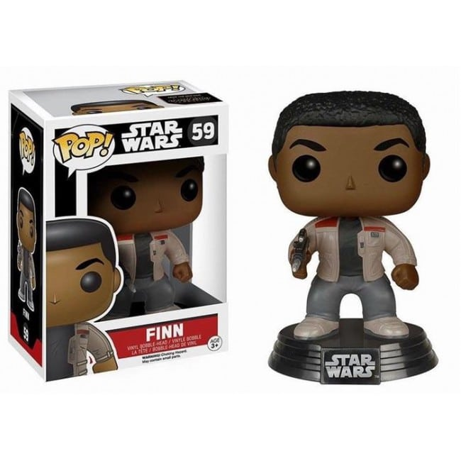 Star Wars Funko Pop Finn 59