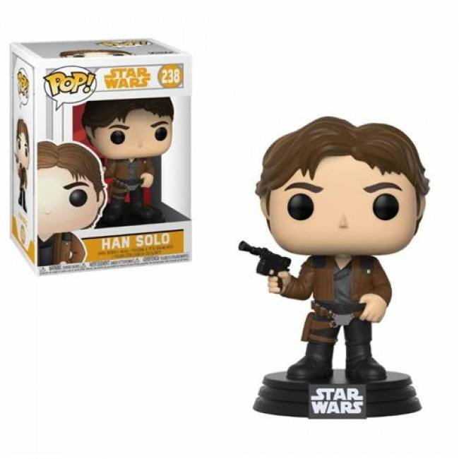 Star Wars Funko Pop Han Solo 238