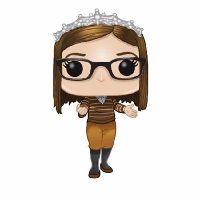 The Big Bang Theory Funko Pop Amy Farrah Fowler 779