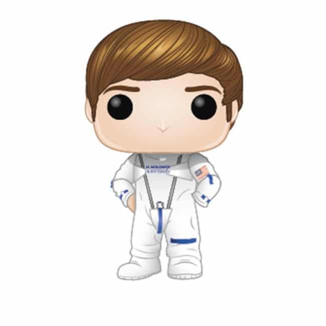 The Big Bang Theory Funko Pop Howard Wolowitz in space suit 777