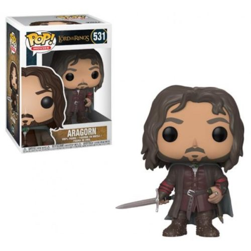 The Lord of the Rings Funko Pop Aragorn 531