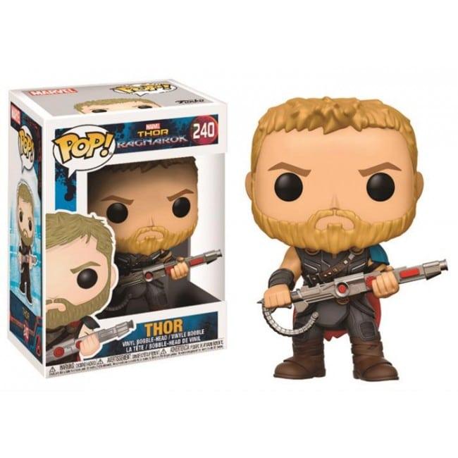 Thor Ragnarok Funko Pop Thor 240