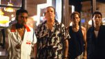 Faça a Coisa Certa (1989): o ítalo-americano Sal (Danny Aiello) é dono de uma pizzaria, localizada em um dos bairros mais pobres de Nova York, nos anos 1980. Com a clientela majoritariamente negra e latina, o comerciante acaba envolvido em um conflito inter-racial. Indicado a dois Oscar. Diretor: Spike Lee. 120 minutos. (Foto: Reprodução)