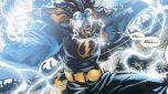 122. Super Choque (Static Shock), EUA, presente nos quadrinhos e na série de TV (DC Comics)/Imagem: Reprodução