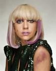 Lady Gaga, 2009, série Portraits/Martin Schoeller/Reprodução