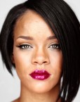 Rihanna, 2007, série Portraits/Martin Schoeller/Reprodução