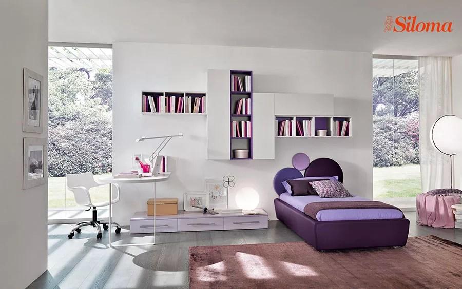 Camerette Moderne Per Ragazze Ecco 20 Bellissimi Modelli