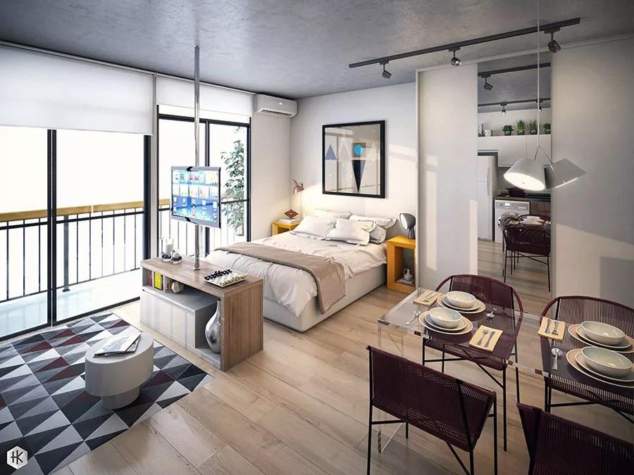 Come Arredare Piccoli Appartamenti: Tante Idee Dal Design